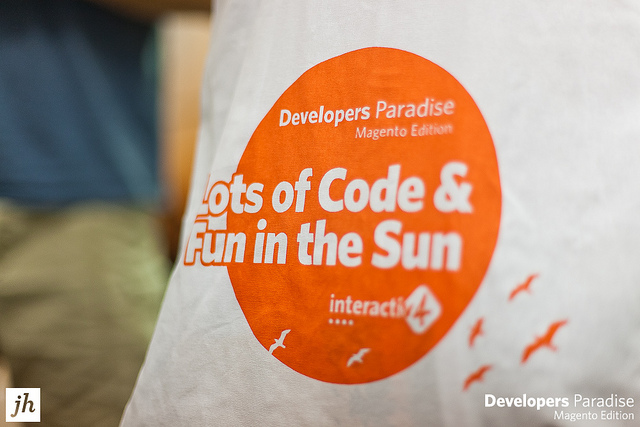 Magento Developers Paradise 2012